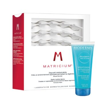 BIODERMA MATRICIUM 30 MONODOSIS + GEL DOUCHE 100ml DE REGALO