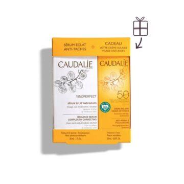 CAUDALIE VINOPERFECT SERUM + CREMA SOLAR 50SPF