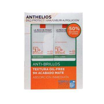 LA ROCHE POSAY ANTHELIOS GEL CREMA ANTIBRILLO SPF50+ DUPLO